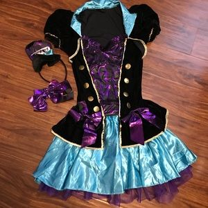 Other - 🎃🎃🎃Miss Mad Hatter Halloween costume 🎃🎃🎃